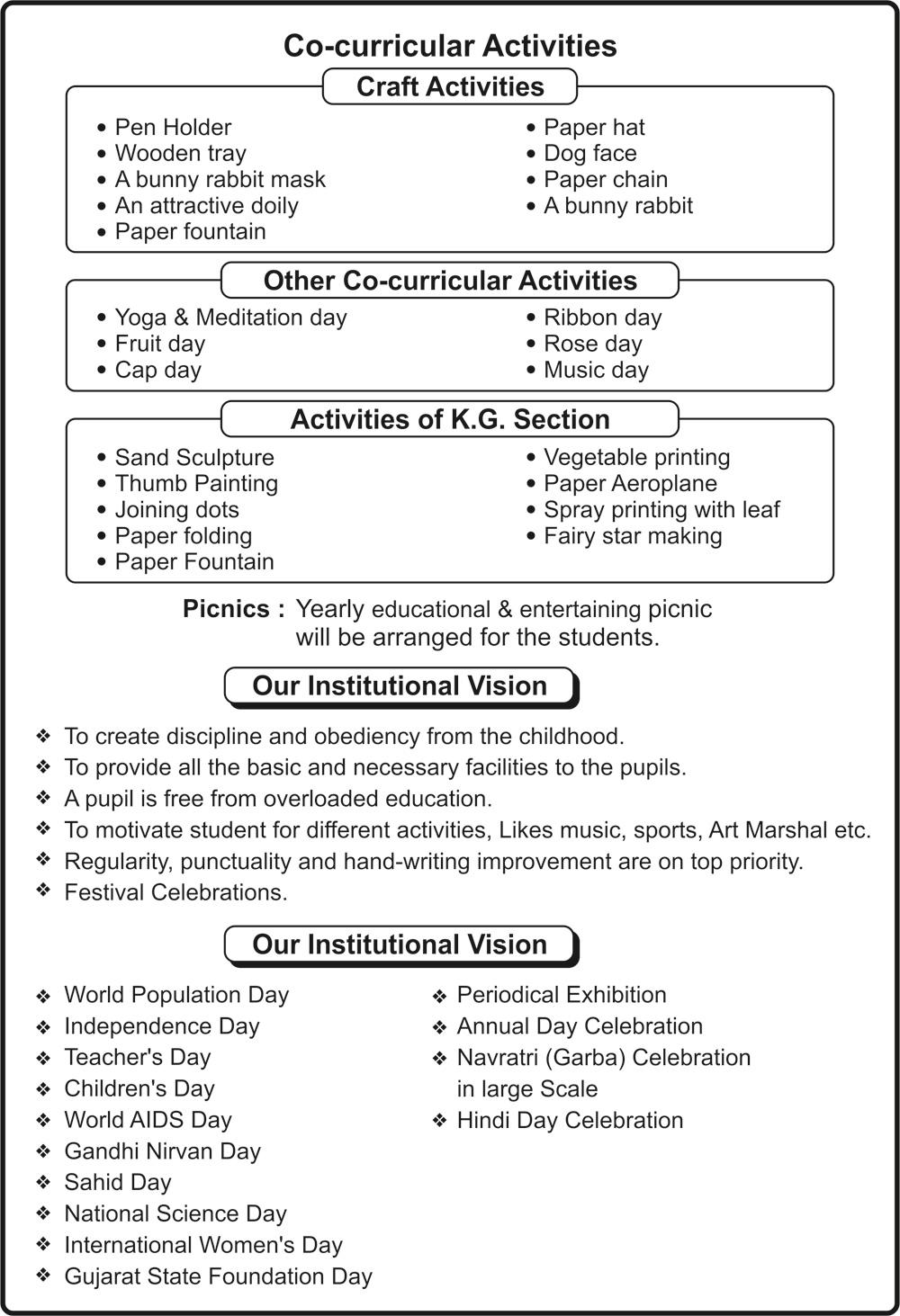 Agrasen Shikshan Sankul - Forms & Brochures